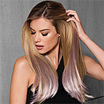 6 Piece Straight Color Extension Kit