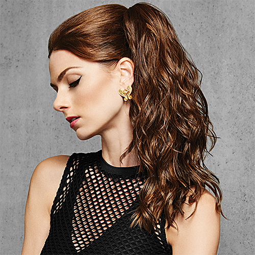 "18"" Simply Curly Claw Clip Pony - Hairdo Hairpieces"