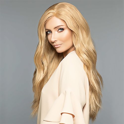 Amber SL - 105SL  (Human Hair Mono Special Lining) - Wig Pro Wigs